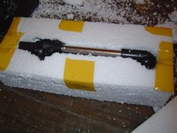бесплатная доставка зеленый лог подушка-полено зерна и древесины бросить подушки ls0069