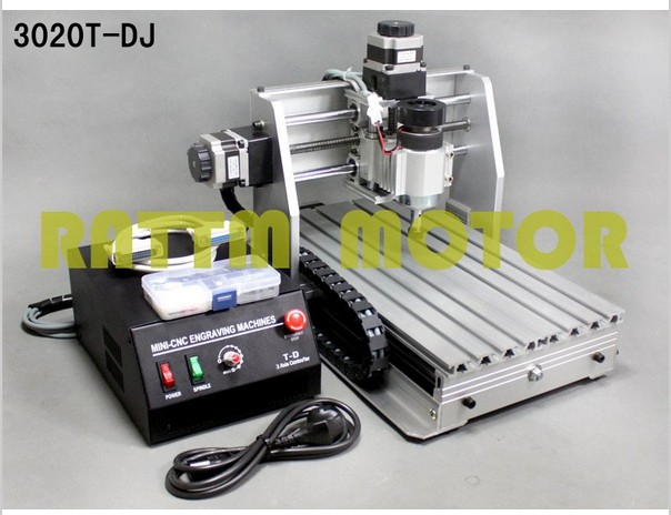 NEW 3020 CNC ROUTER ENGRAVER/ENGRAVING DRILLING AN...