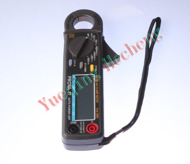 PROVA 11 AC/DC mA Digital Clamp Meter Tester True RMS DC 1mA AC 0.1mA