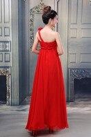 бесплатная доставка новинка большой размер длиной макси платья Chess женщины белый синий одно плечо Elegant Chef s-ххl sd070