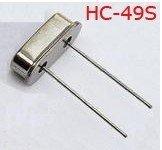 50 шт 16.0 мгц 16 мгц 16 м Гц кварцевый генератор кристалл ХК-49с