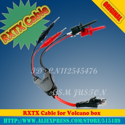 RXTX Cable for Volcano box