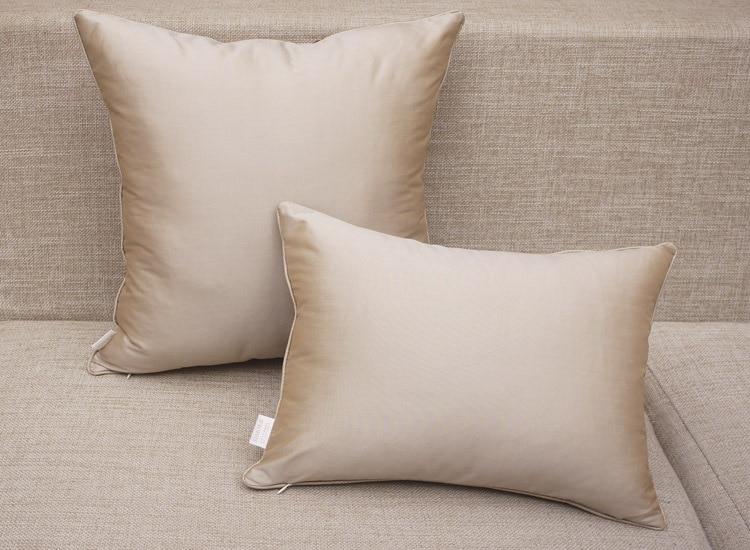 Custom Pillow Cases Cheap Sofa cushions Covers Euro Pillow case