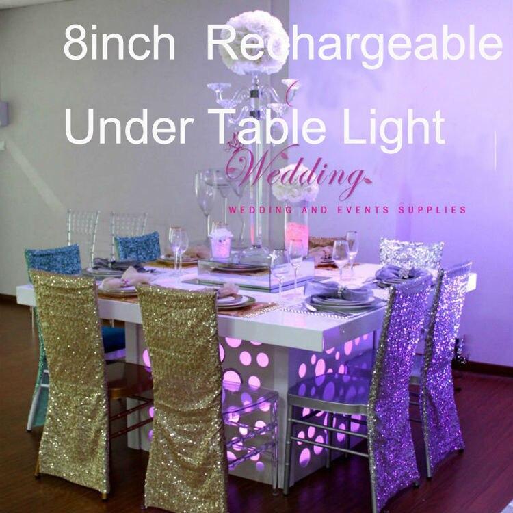 Under Table Light Base