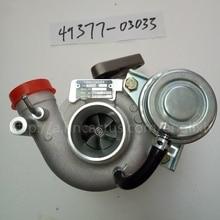 Electric TD04/TF035 Turbo Charger Kit 49377-03030 49377-03033 ME201635 ME201257 for Mitsubishi Pajero 4M40 Engine