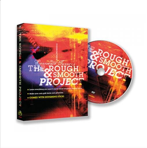 Rough And Smooth Project By Lawrence Turner Magic