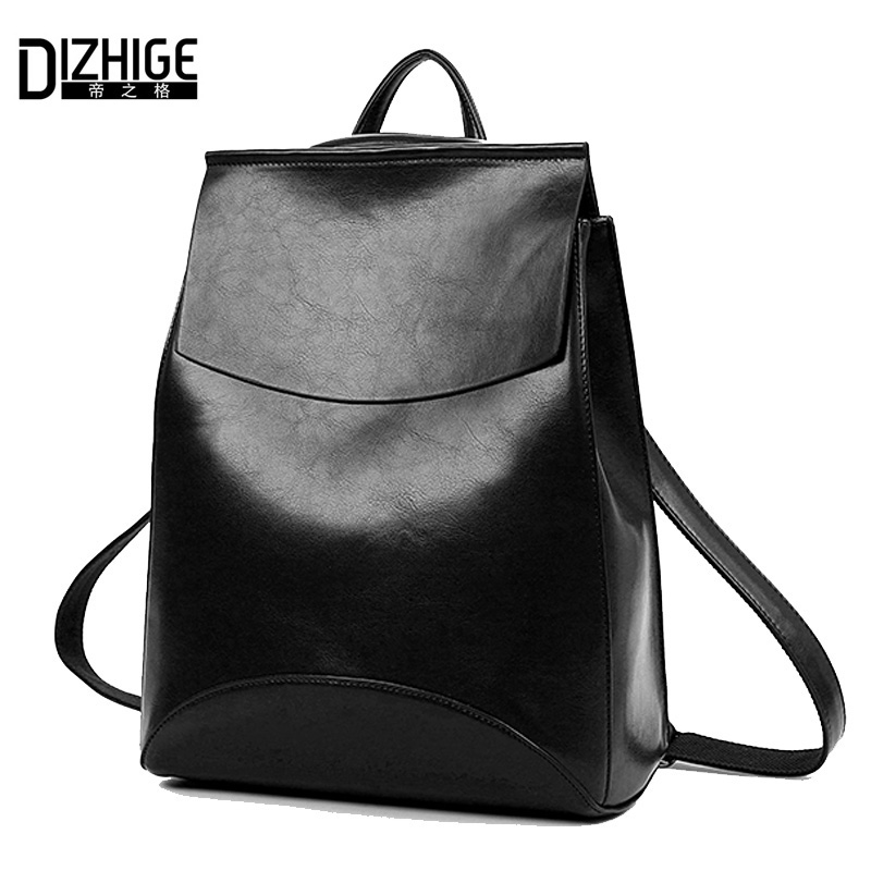 Summer Brand Vintage backpack Women Pu leather Woman Backpack Softback Mochilas Mujer School Bags For Teenagers