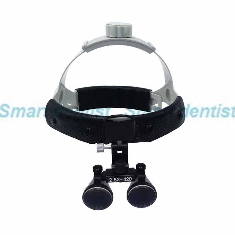 2016 2.5X 420mm working distance high quality surgery operation Surgical Magnifier Dental Loupe цена