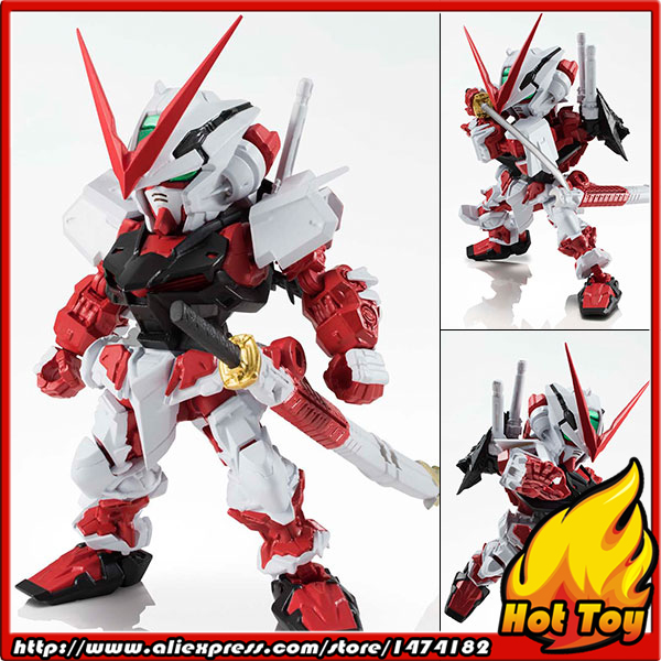 100% Original BANDAI NXEDGE STYLE [MS UNIT] Action Figure - Gundam Astray Red Frame from Mobile Suit Gundam SEED Astray gundam seed destiny original bandai tamashii nations nxedge style nx 0003 action figure destiny gundam