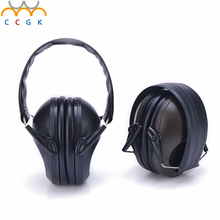Ear Protectors Anti-noise Earmuffs Tactical Hunting  Folding-Padded Head  Shooting Protection Soundproof Ear Muff Not Electronic