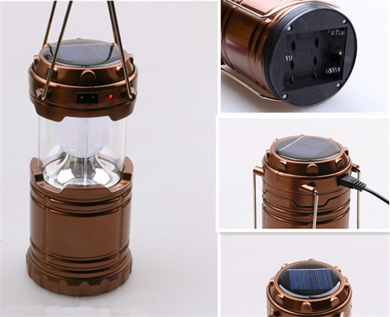 Newest Disaster Prevention Artifact 5W Multifunctional Camping Lamp Solar Travel Light BXL-G85Z