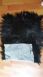 High Quality Tibet Lamb Plate Fur Goat Fur Kidassia Fur Plate