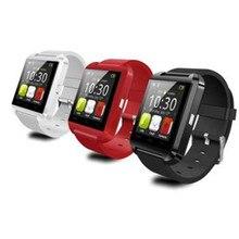 2016 neue Verkauf Reloj Smartwatch U8 Smart Uhr Bluetooth Anruf SMS Erinnerung Sitzende Schlaf-monitor Schrittzähler Reloj Inteligente