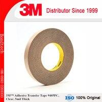 3 M Fita de Transferência Adesiva 9485 PC Claro  5 mil  1x60 m 5 mil (Pack of 1) tape transfer tape tape tape clear -