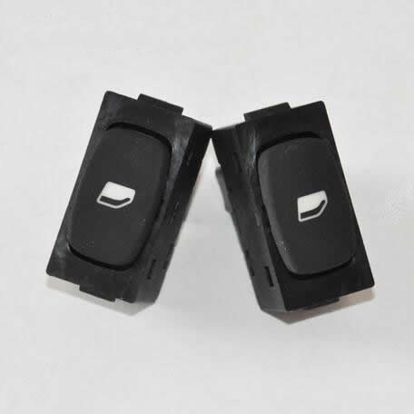 auto parts for Peugeot 307 rear door window lifter switch (New and old general)