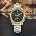 MCE Brand New multi-function Automatic Mechnical Watch stainless steel Strap Wrist Watch Men with original gift box 320