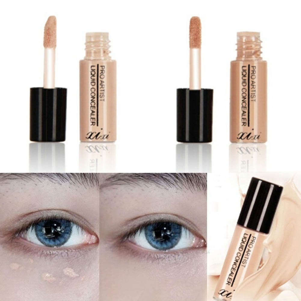Makeup New Artist Liquid foundation Concealer for lips Concealer Flawless Face Blemish Smooth Hide Dark Spots Acne Scars Base