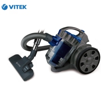 Vacuum cleaner VITEK VT-B 1895 1700 W cyclone 2 l without bag 300 W
