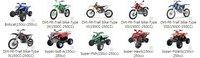бесплатная доставка головной блок цилиндров для cg200cc квадроциклов и велосипеды грязи @ 87145
