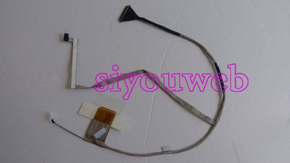 NEW FOR Acer Aspire 4253 5334 5734Z 5560 5560G LED LCD Screen cable 50.4MF01.021 ,FREE SHIPPING