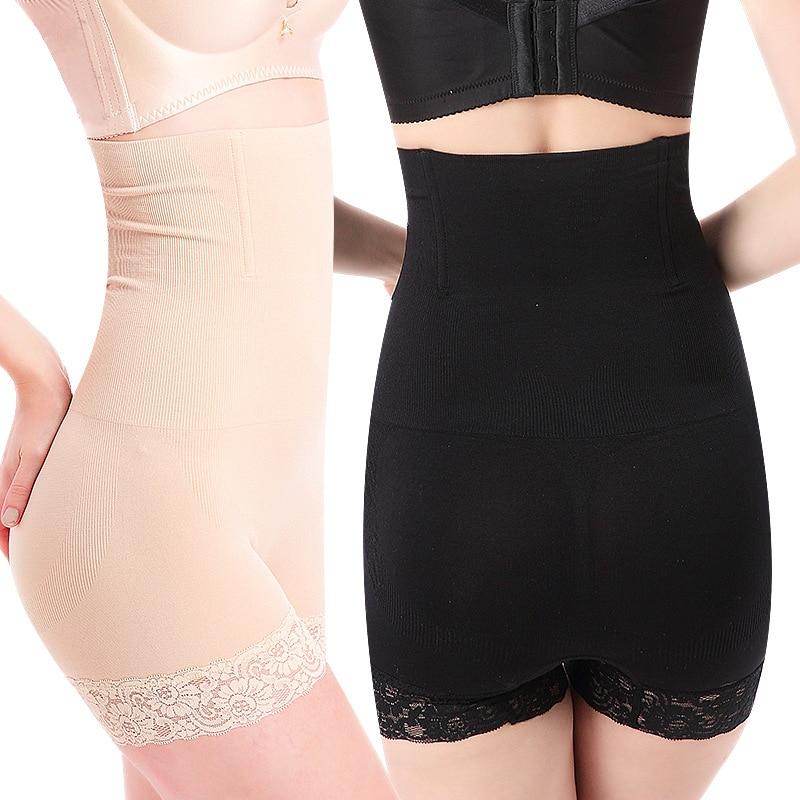 4f02e712c2 ZUIMIMI High Waist Body hot Shaper Underwear Slimming shapewear Control  Knickers Panties