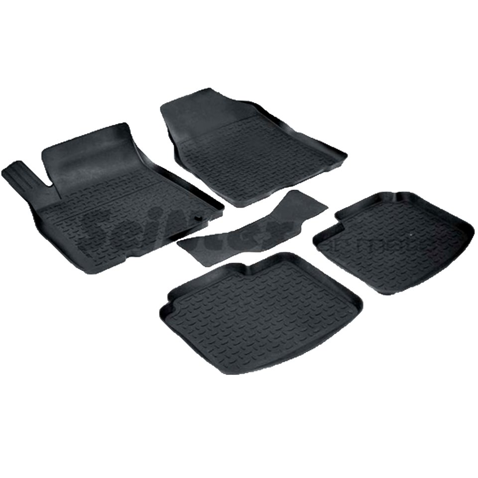 ③Rubber floor mats for Chrysler Sebring Sedan 2001 2003 2005 ...