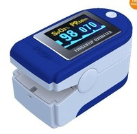 2017 NEW COME USA STOCK CONTEC Pulse Oximeter CMS50D With Rubber Manufacture CE FDA