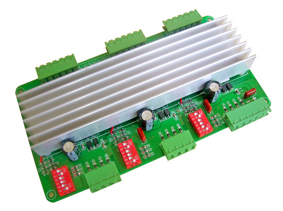 TB6560 TB6600 three-axis stepper motor drive segments 4257 4A 32 stepper motor driver board sterlingg
