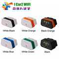 2016 Best Price Vgate iCar 2 WIFI ELM 327 OBD2 OBDII Car Diagnostic Tool iCar2 for Android/iOS/PC with Retail Case