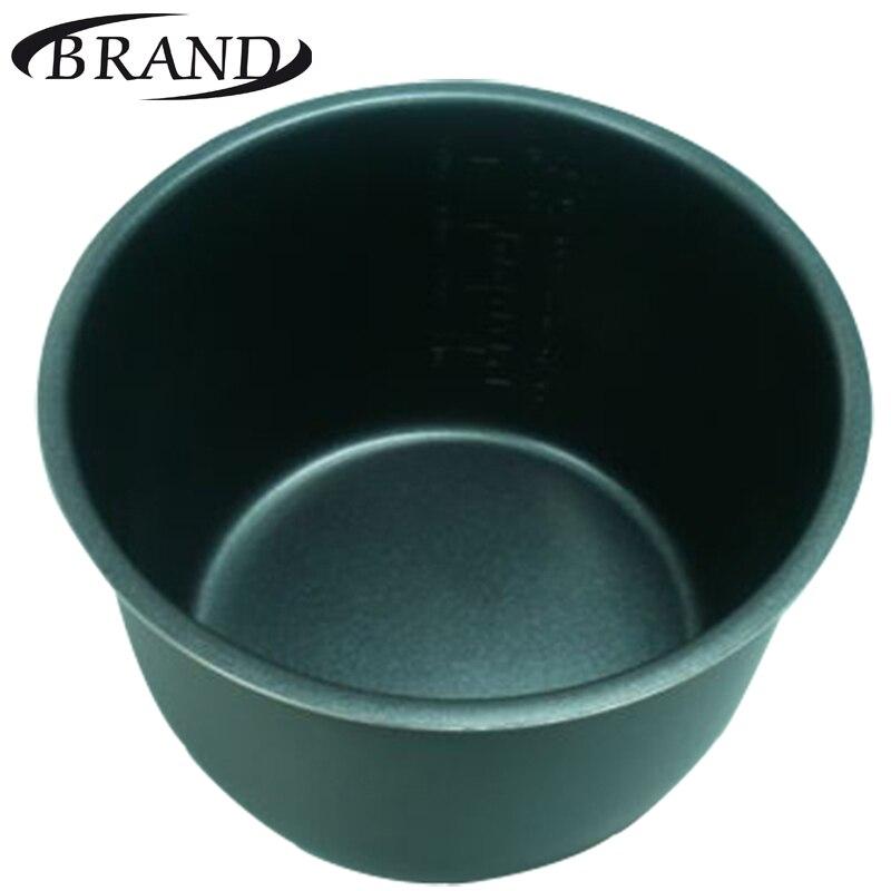 O recipiente interno 6060 tigela pan para multivarka panela de pressão elétrica fogão fumante sem elemento de aquecimento, revestimento antiaderente, 6L