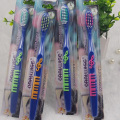 4pcs/lot cheapest teeth brush adult toothbrush medium bristle Toothbrush comfortable Oral Care Toothbrush