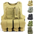 2015 New Python Veins plate carrier vest tactical vests black tactical vest carrier qi colete tatico Airsoft vest militar brasil