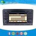Seicane S127511D OEM sistema de navegação GPS DVD Player para 2005 - 2012 Mercedes Benz ML CLASS W164 ML300 ML350 ML450 ML500