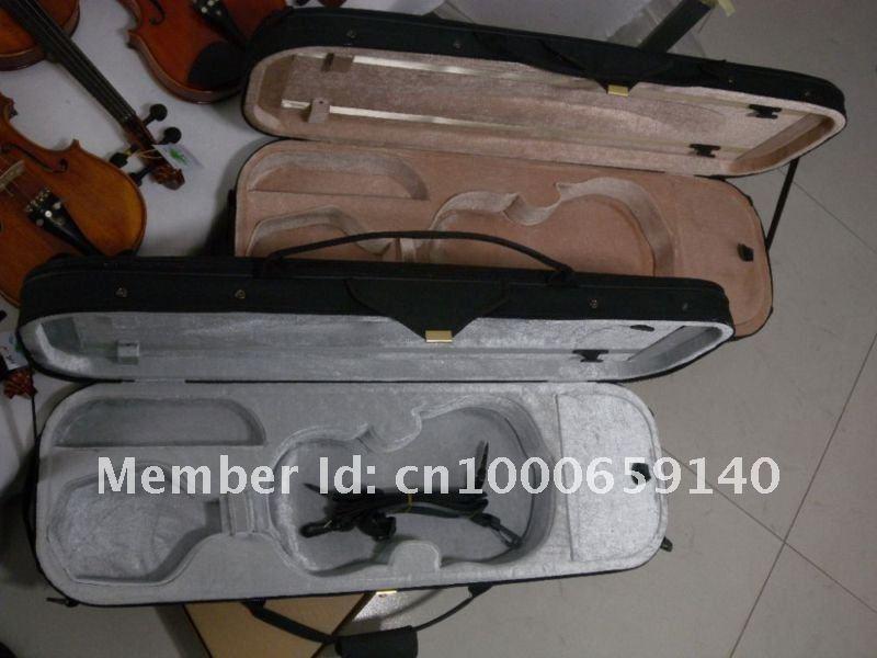 Один 4/4 чехол для скрипки водонепроницаемый тонкой формы#101