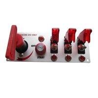 бесплатная доставка ~ панели для гоночный автомобиль постоянного тока 12 в тумблер / высокое качество