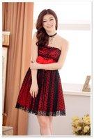 бесплатная доставка! новый сексуальное платье-труба коктейльное платье нарядное платье красный опт и розница