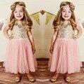 Bebé Girls Tutu vestido de princesa vestidos fiesta de cumpleaños