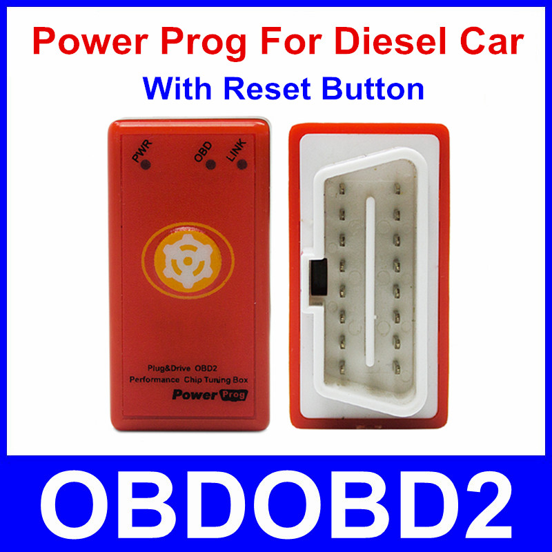 Newest Nitroobd2 Power Prog More Power Torque Than Nitro OBD Chip Tuning Box For Diesel Car With Reset Button Plug and DriveNewest Nitroobd2 Power Prog More Power Torque Than Nitro OBD Chip Tuning Box For Diesel Car With Reset Button Plug and Drive