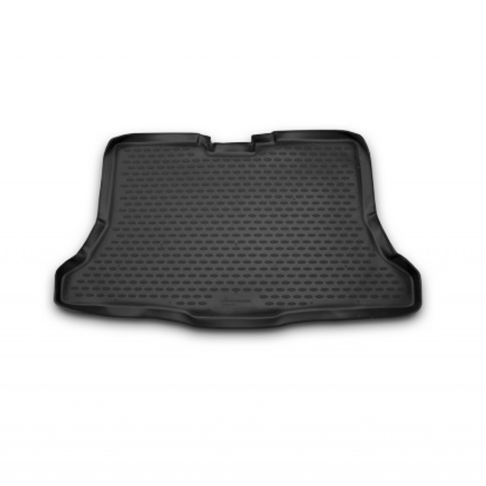 лучшая цена Car Trunk Mat Boot Liner Cargo Floor for Nissan Tiida 2004 2006 2007 2010 2012 Hatchback Element CARNIS00026
