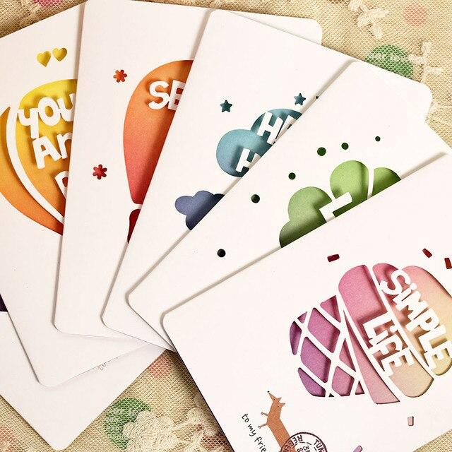 Aliexpress Buy 10Pcslot Mini Cartoon Kawaii Animal DIY Post – Inviting Cards