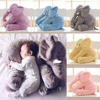 Baby Elephant Pillow Stuffed Animal Toy Children S Bed Pillow For Pregnant Women Almohada Kid Sleep