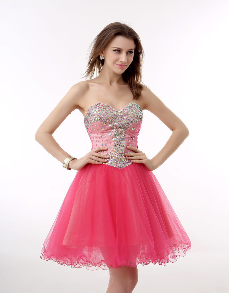Graduation Dresses for Middle School Promotion-Shop for...
