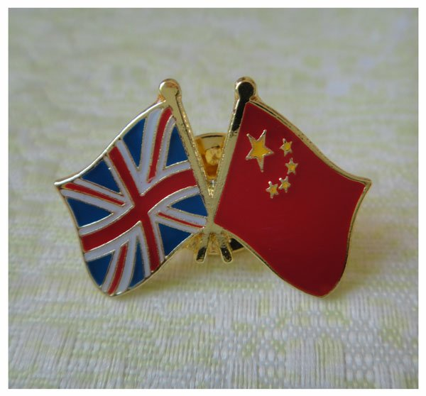 25.4mm,firendship pin,iron,painted & epoxy surface,1pcs/plastic bag,MOQ: 300pcs, also as client request, free shipping
