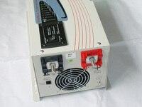 Бесплатная доставка 1000 Вт Солнечный низкочастотный чистый синусоидальный инвертор сетки выход 220 В 110 В инвертор 30A