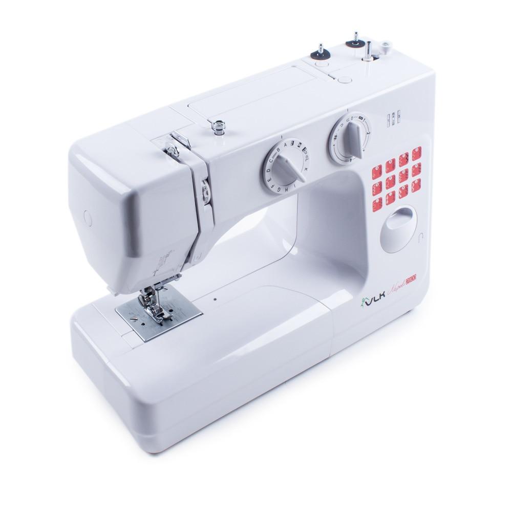 Sewing machine VLK Napoli 2800 электромеханическая швейная машина vlk napoli 2100