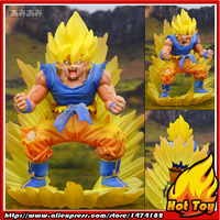 100% Original MegaHouse Dracap Memorial Complete Figure Super Saiyan Son Goku from Dragon Ball Super