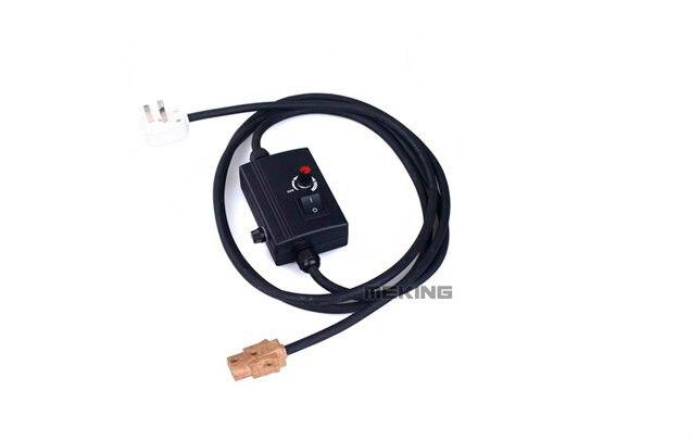 Студийная вспышка для диммер для непрерывного красные передние фары с 3 м кабель/1300 W