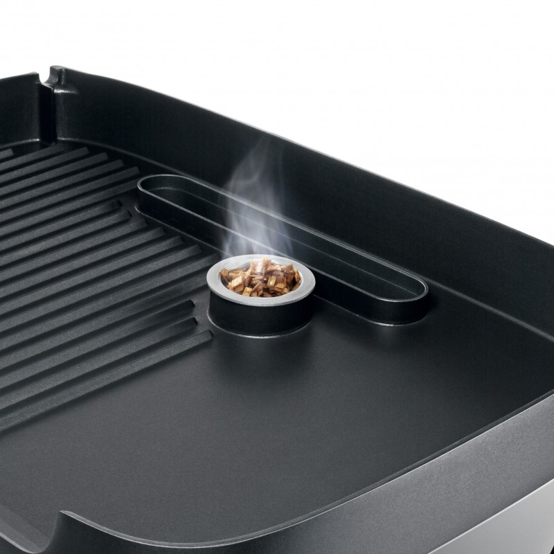 philips hd6360 20 2000w table electric grill indoor no smoke bbq