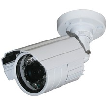 2016 Factory Direct Sale Cheap 1/4 CMOS 800TVL Waterproof CCTV Bullet Camera System with Metal Casing