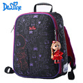Primary School  EVA  Bags Orthopedic waterproof Backpack print 3D butterfly bag Delune Kids school BackpackBag For Teenage Girls